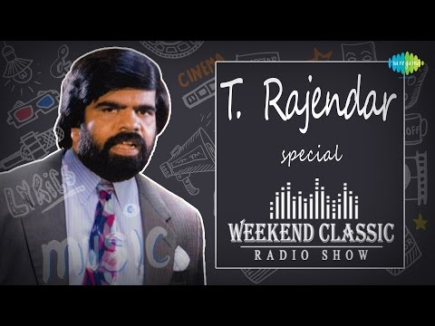 T. Rajendar Special Weekend Classic Radio Show | HD Songs | RJ Mana