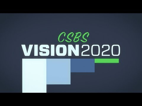 CSBS Vision 2020 for Fintech and Non-Bank Regulation