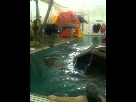 Aviation survival training