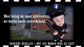 Garcons Debilles - Met die manen niks as last.wmv