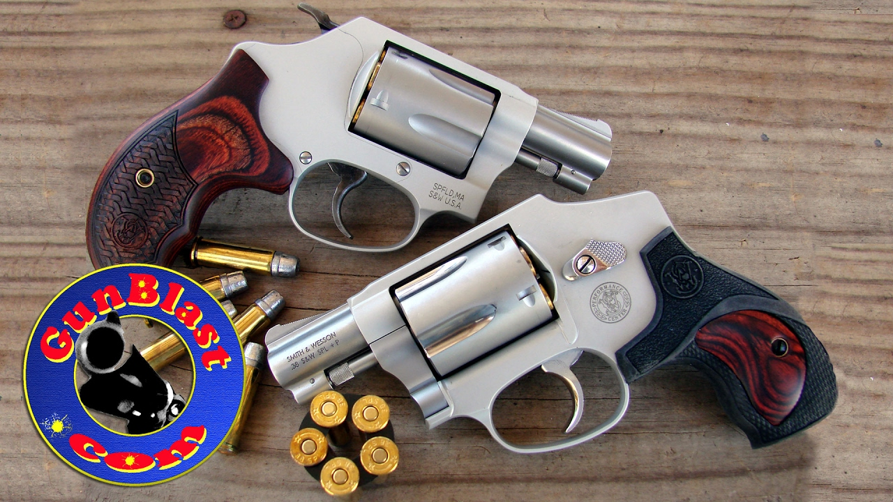 S&W Airweight Review - A Badass Little Revolver For Conceal Carry