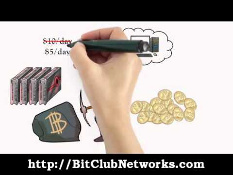 BitClub Network - BitClubNetwork Huge Bitcoin Mining Business Opportunity