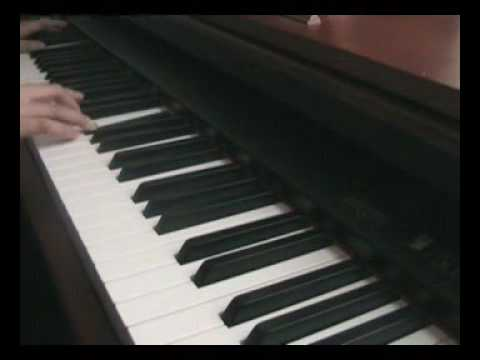 TVXQ - Wrong Number [piano Version]