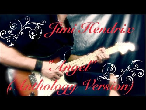 "Jimi Hendrix - ""Angel"" - Ballad Guitar Lesson Promo"
