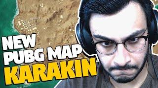 NEW PUBG MAP KARAKIN IS THE BEST  | PUBG PC HIGHLIGHTS | RAWKNEE