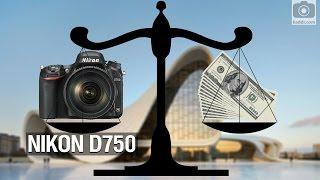 Nikon D750 - Обзор самой сбалансированной FF зеркалки