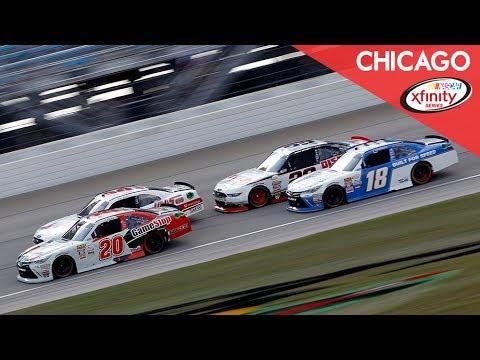 NASCAR XFINITY Series- Full Race -Chicagoland 300