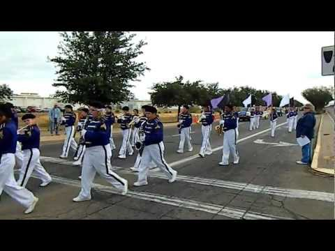 Joyce Clark Middle School Band - Veteran's Day Parade - Sierra Vista