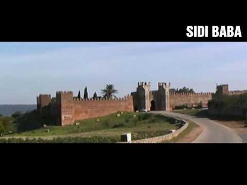 Monuments historiques chellah rabat maroc