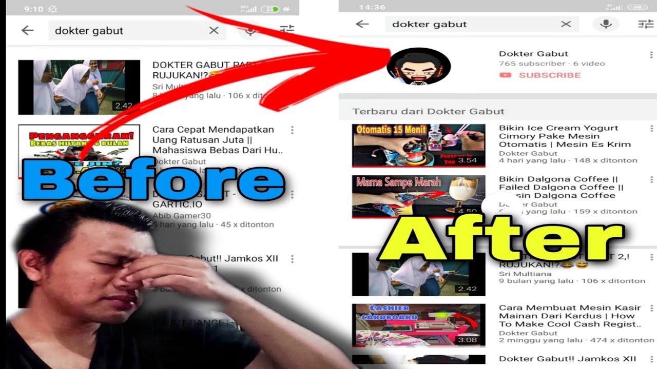 Channel Youtube Tidak Bisa Dicari ??? | Channel YouTube Sulit Ditemukan