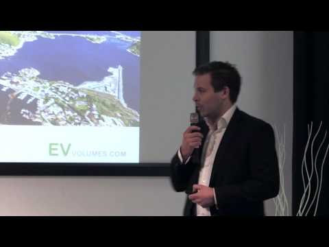 Electric Car Sales Highlights (Cleantech Revolution Tour Highlights #3)