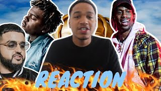 TRAVIS SCOTT - YOSEMITE FT. GUNNA & NAV - REACTION