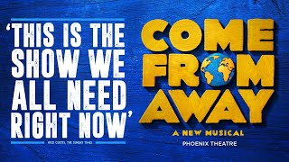 Come From Away - Phoenix Theatre - The Royal Variety Performance 2019