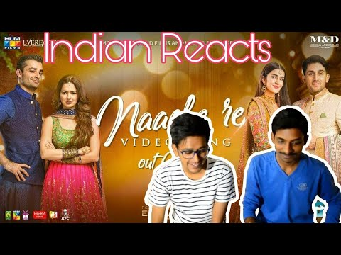 Indian Reacts To :- NAACHE RE | Parwaaz Hai Junoon