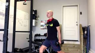Resisted Lunge (Do This Instead of Leg Extension)