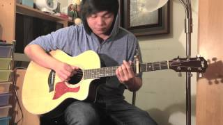 Freddie Aguilar - Anak -   fingerstyle guitar cover