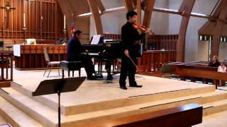 Alexander Ambartsumian wins 3rd Prize in the 2014 HHSO Youth Concerto Competition Final thumbnail