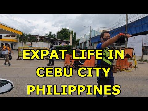 EXPAT LIFE IN CEBU CITY, PHILIPPINES.  REAL ESTATE PRICES &
