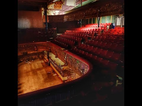 Exploring An Abandoned Theatre We Was Shocked What We Found Inside [Urbex-Urban Exploration]