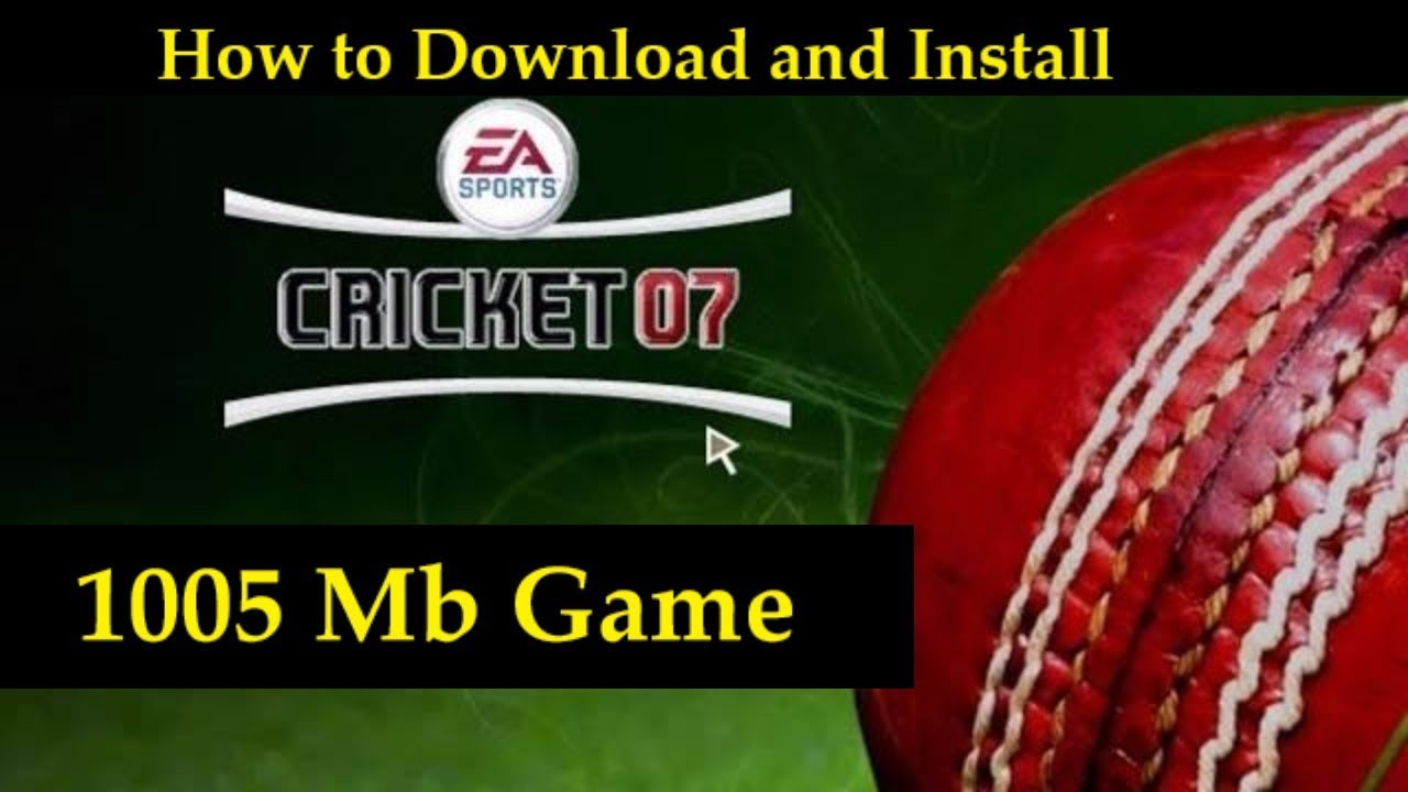 Ea sports cricket 2006 free download for pc | idrestaurant.