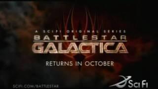 Battlestar Galactica (Звездный крейсер Галактика) - трейлер 3 сезона [LostFilm] RUS