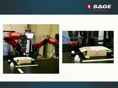 IICA Collaborative Robot Presentation by Damian Jolly May 2015