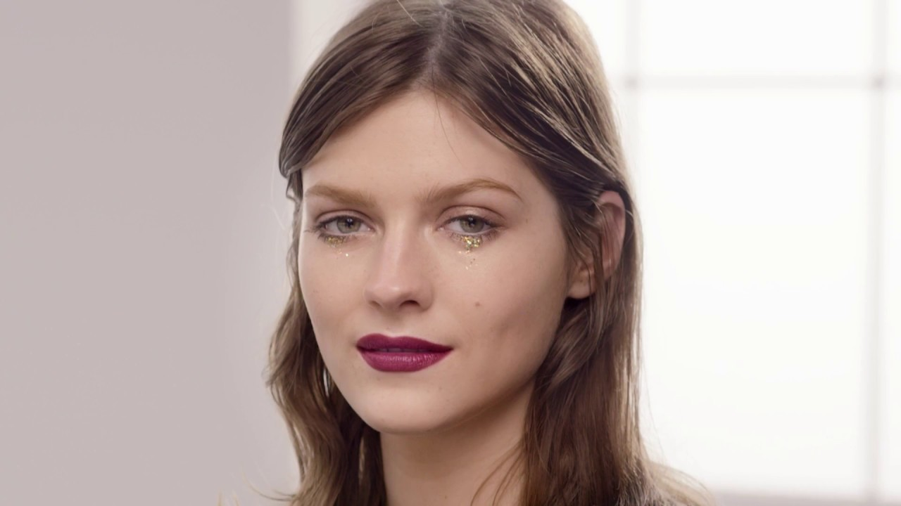 ba2f7ef4ac4 Burberry Make-up Tutorial  How to do New Years Eve party make-up ...