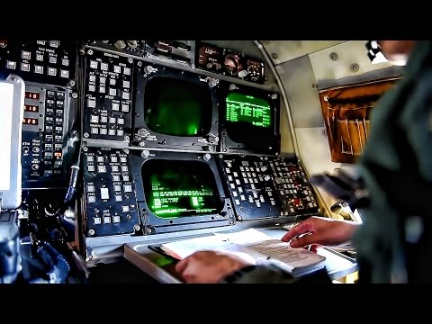 B-1 Bomber Pilot Prep & Takeoff • Inside The Bone