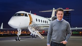 Top 10 most expensive celebrities jets