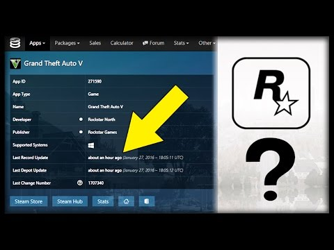 Rockstar Accidentally Teased Big GTA 5 DLC on Steam Database!? (More Story / Online DLC News)