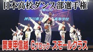 日本高校ダンス部選手権 関東甲信越Cブロック スモールクラス 全国大会出場校 thumbnail