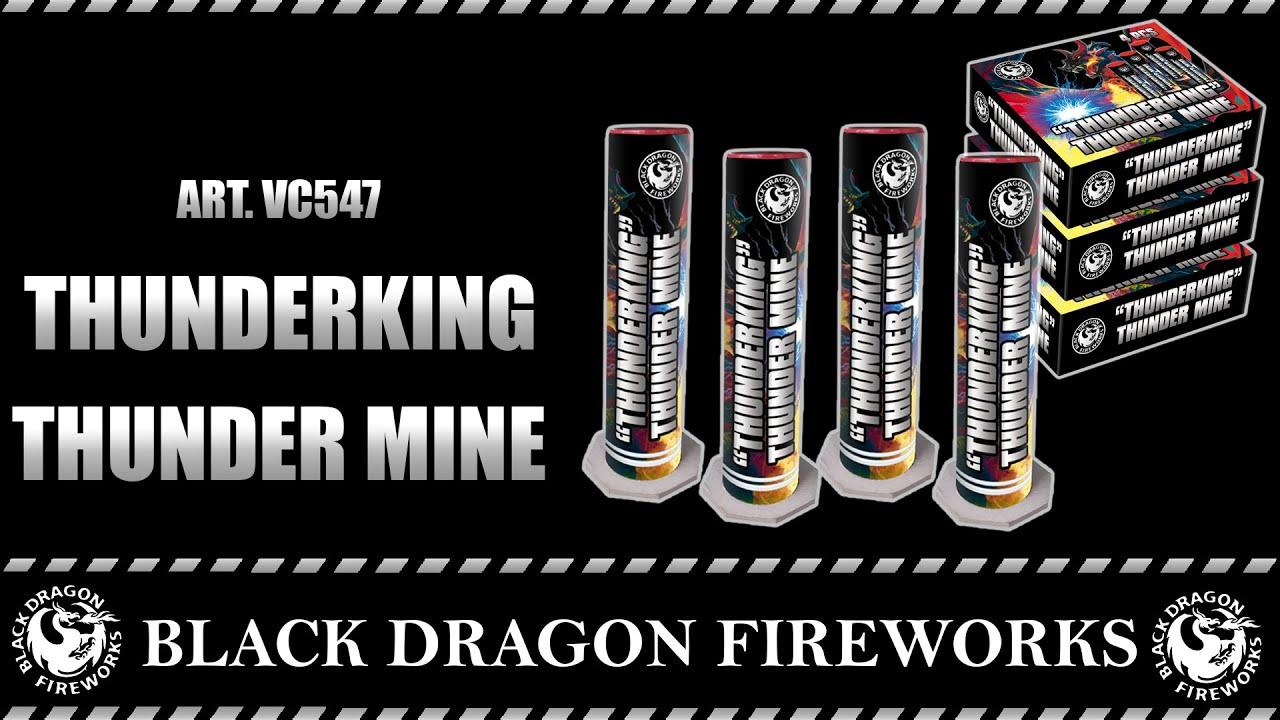 Art. VC547 Thunderking Thunder Mine Magnum Vuurwerk