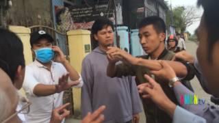 An ninh Thừa Thiên Huế cản trở linh mục Phêrô Phan Văn Lợi, ngày 07.04.2017