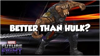 CULL OBSIDIAN BETTER THAN HULK?!? (Plus, I Goofed...) - Marvel Future Fight