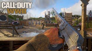 Call of Duty WW2 Multiplayer gameplay(Open Beta Tomorrow)