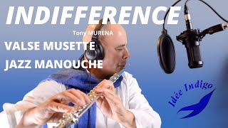 INDIFFERENCE. Murena. Colombo. Flute Cover