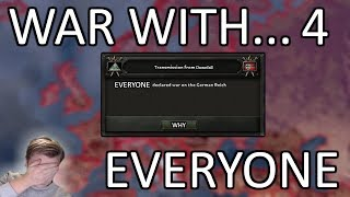 HOI4 - Endsieg meets Ragnarok! - 1936 WAR WITH EVERYONE!!! - Downfall mod - 4 of 4