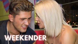 Sofia Has Her Eye on Jordan | Ibiza Weekender