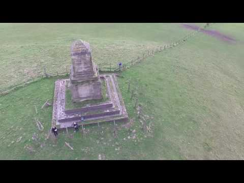 Drone Footage on a Windy Day (The...