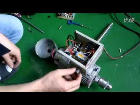 Motor Drehzahlregler Test Drehzahl Regler Motor Gouverneur PWM DC-Motorsteuerung vorwärts Rückwärts