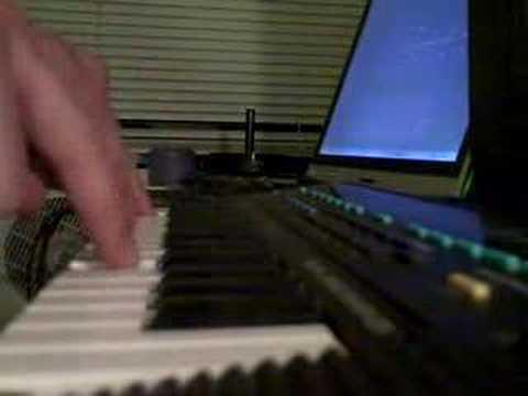 Fruityloops beat on Yamaha PortaSound VSS-30 keyboard