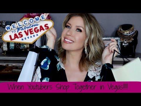 Vegas Makeup Haul: 3 Way Collab!