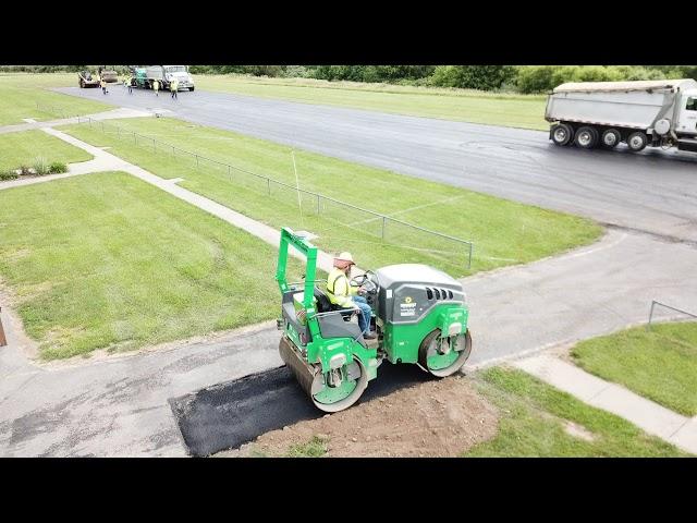 Hawk Field runway update 6/17/2019 part 1