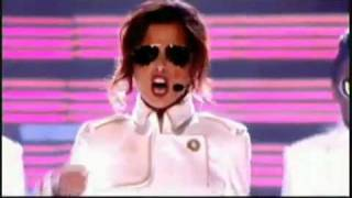 Cheryl Cole - BRITs 2010 - Fight For This Love