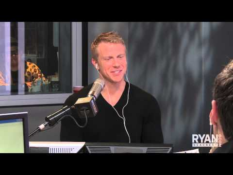 Bachelor Sean Lowe PART 1 | Interview | On Air with Ryan Seacrest