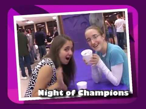 Tottenville HS Video Yearbook Class of 2008 (Part 1/4)