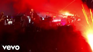 Kasabian - Fire (live in leicester)