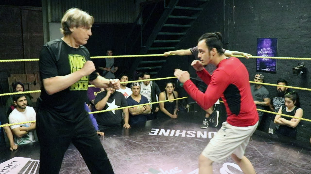 Meet the Prospects of the WWE Tryouts in Chile