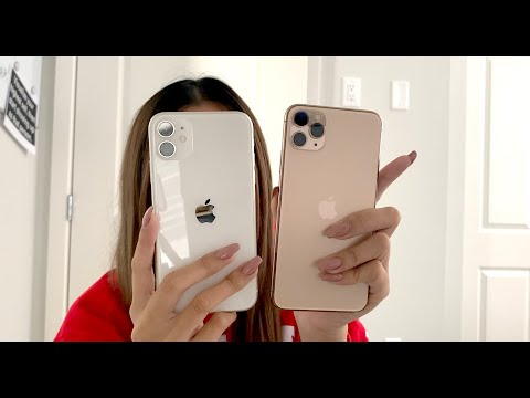 IPHONE 11 PRO MAX UNBOXING