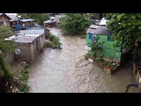 Más de 5.500 evacuados en República Dominicana por Irma